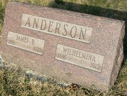 Wilhelmina <i>McConnell</i> Anderson
