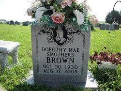 Dorothy Mae <i>Smothers</i> Brown