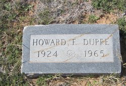 Howard F Dupre