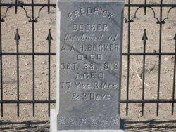 Frederick Becker