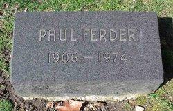 Paul Ferder