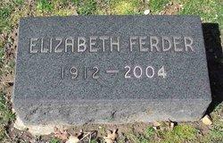 Elizabeth <i>Mayer</i> Ferder