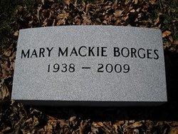 Mary <i>Mackie</i> Borges