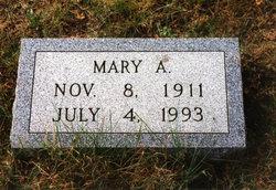 Mary Alice <i>D'Amico</i> Bracy