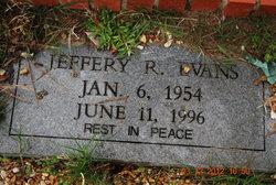 Jeffery R. Evans