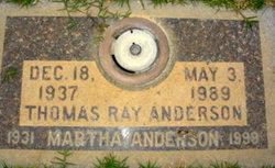 Thomas Ray Anderson