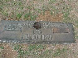 Nina May <i>Smith</i> Franklin Almquist Nichols