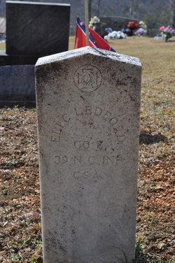 Pvt Eli C Ledford