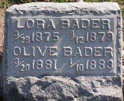 Lora Bader