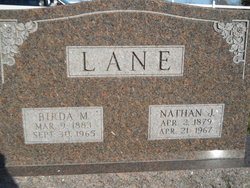 Birda M Lane