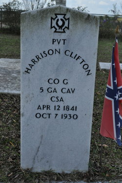 Pvt Harrison Clifton
