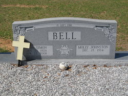 Molly <i>Johnston</i> Bell