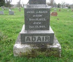Dr John Jackson Adair