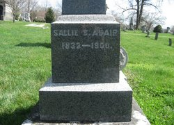 Sarah Sallie <i>Ewalt</i> Adair