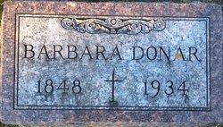 Barbara Donar
