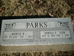 Jewell Fred Slim Parks