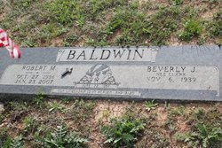 Robert M Baldwin