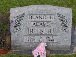 Blanch Risser Adams