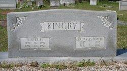 Ninver K <i>Peacock</i> Kingry