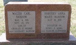 Walter C. Bandow