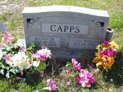 Ethel Estelle <i>Rowland</i> Capps