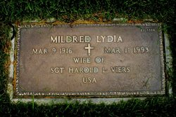 Mildred Lydia Viers