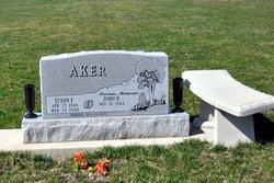 Susan E. <i>Bowman</i> Aker