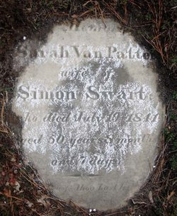 Sarah <i>Van Patten</i> Swart