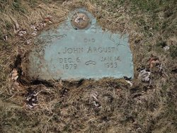 John Argust
