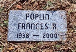 Frances <i>Russell</i> Poplin