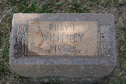 Ruby Lee Whitney