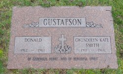 Gwendolyn Kate <i>Smith</i> Gustafson