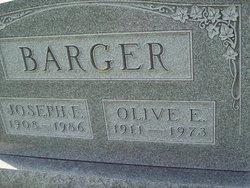 Olive Esther <i>McCall</i> Barger