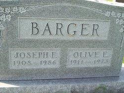 Joseph Frank Barger