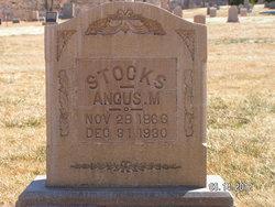 Angus Murry Stocks, Jr
