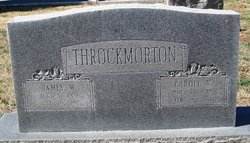 Caroll Victoria <i>Jones</i> Throckmorton