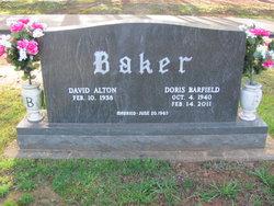 Doris <i>Barfield</i> Baker
