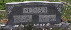 David E. Altman