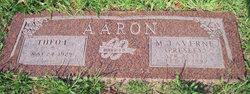 Laverne <i>Presley</i> Aaron