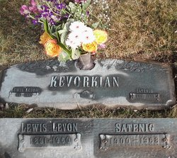 Lewis Levon Kevorkian