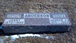 Jenny <i>Carlson</i> Anderson