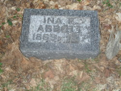 Ina Edna <i>Haynes</i> Abbott