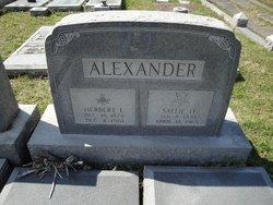 Herbert Linwood Alexander