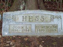 Florence May <i>Weaver</i> Hess