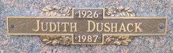 Judith Thelma <i>Moran</i> Dushack