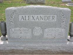 Donald Lee Alexander