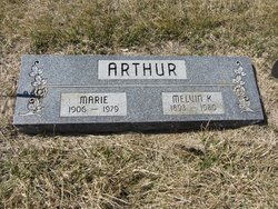 Melvin Kenneth Arthur