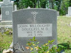 Dr John Willoughby Douglass, Sr