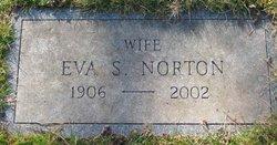 Eva Julia <i>Stevens</i> Norton