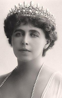Marie Alexandra Victoria Saxe-Coburg